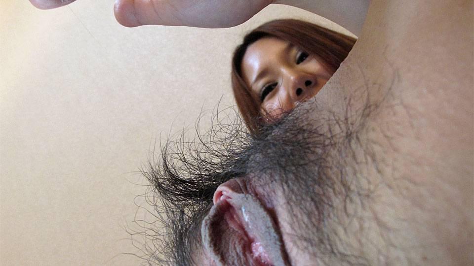 Pretty girl is masturbating for her neighbor